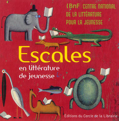 Escales en litterature jeunesse 2013